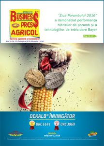 Revista Business Press Agricol – OCTOMBRIE 2016