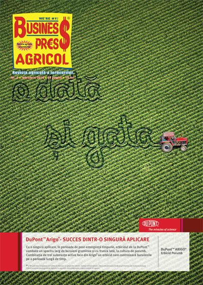 Revista Business Press Agricol – FEBRUARIE 2015