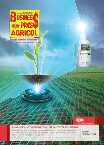 Revista Business Press Agricol – FEBRUARIE 2016
