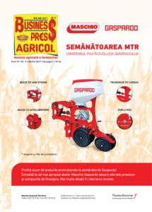 Revista Business Press Agricol – MARTIE 2017