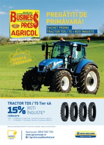 Revista Business Press Agricol – APRILIE 2017