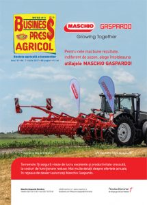 Revista Business Press Agricol – IUNIE 2017