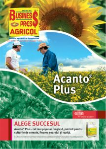 Revista Business Press Agricol – APRILIE 2018