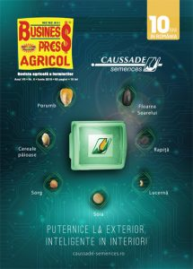 Revista Business Press Agricol – IUNIE 2018