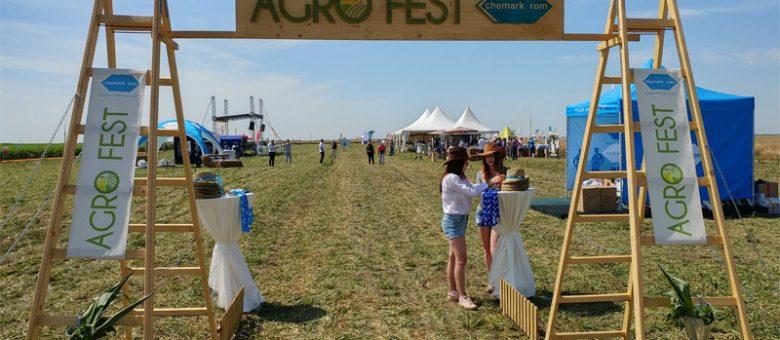 Chemark Rom a dat startul evenimentelor Agro Fest, având alături parteneri de top din agribusiness