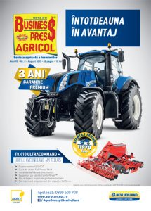 Revista Business Press Agricol – AUGUST 2018