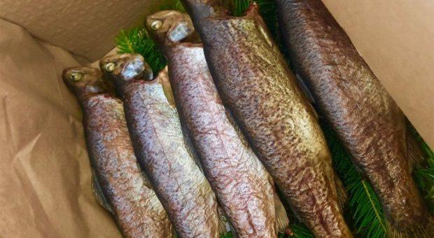 "Smoked Fish – ""Păstrăv afumat de pe Valea Strâmbei"""