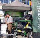Soluţii pentru agricultură prezentate de Iridex Group Plastic la AGRO Oltenia 2018