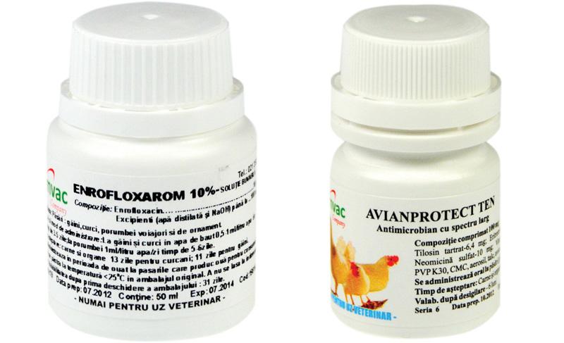 Romvac produse 1