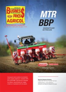 Revista Business Press Agricol – APRILIE 2019