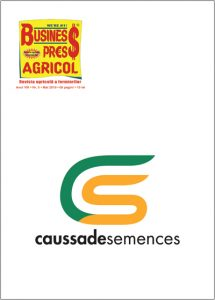 Revista Business Press Agricol – MAI 2019