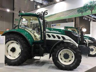 arbos tractor