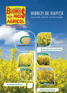 Revista Business Press Agricol – IULIE 2019