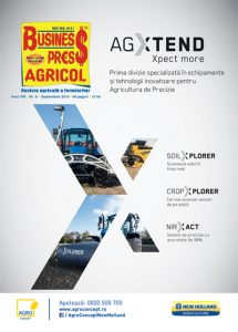 Revista Business Press Agricol – SEPTEMBRIE 2019