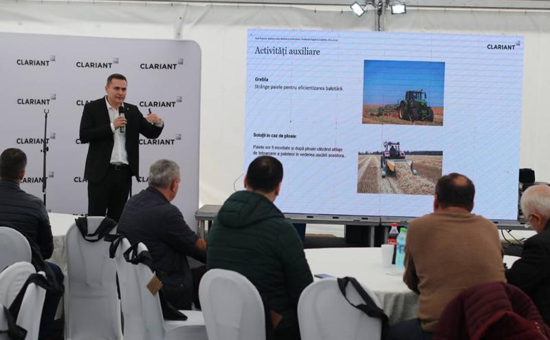 Clariant Paul Popescu_workshop fermieri