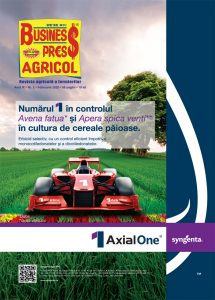 Revista Business Press Agricol – FEBRUARIE 2020