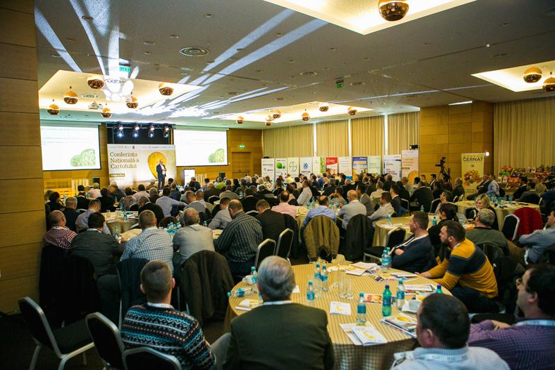 Conferinta Nationala a Cartofului 2020
