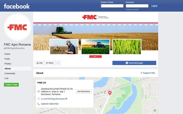 FMC facebook