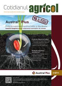 Ediţia Specială Cotidianul Agricol – IUNIE 2020