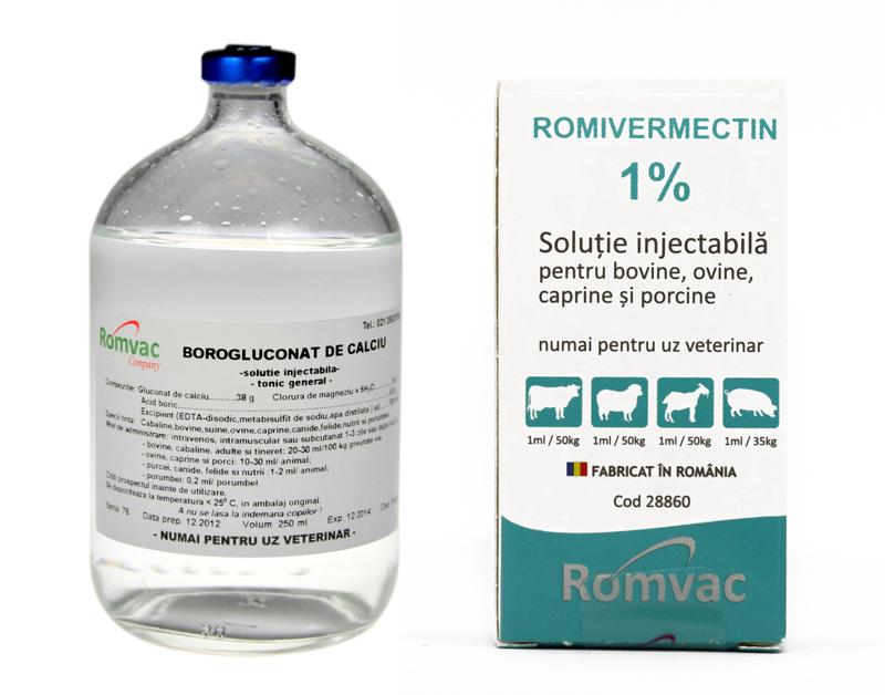 Romivermectin 800