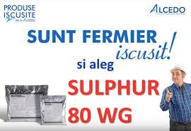 SULPHUR-80-WG