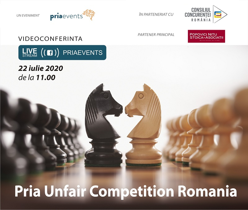 unfair competition online 22 iulie 2020
