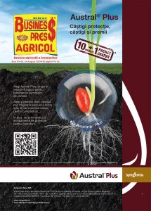 Revista Business Press Agricol – AUGUST 2020