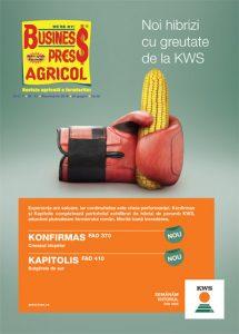 Revista Business Press Agricol – DECEMBRIE 2016