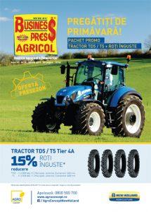Revista Business Press Agricol – APRILIE 2017