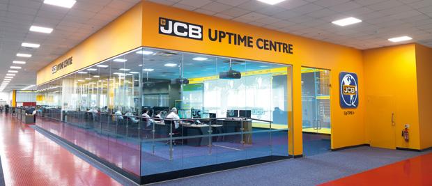 JCB UptimeCentre