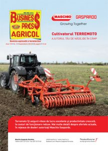 Revista Business Press Agricol – SEPTEMBRIE 2018
