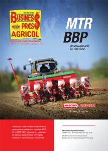 Revista Business Press Agricol – APRILIE 2019