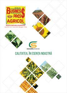 Revista Business Press Agricol – IUNIE 2019