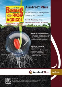 Revista Business Press Agricol – AUGUST 2019