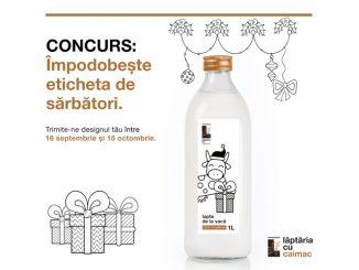 Concurs_Laptaria cu caimac