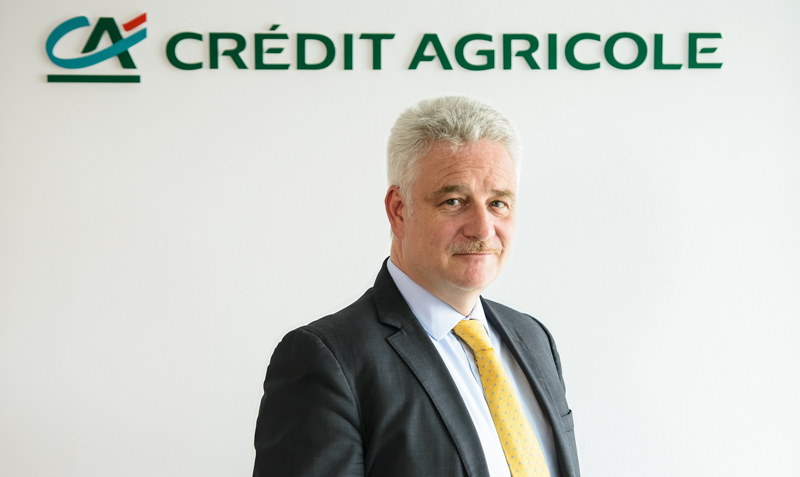 Luc Beiso - CEO Crédit Agricole Romania 1