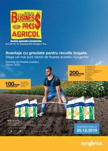 Revista Business Press Agricol – OCTOMBRIE 2019