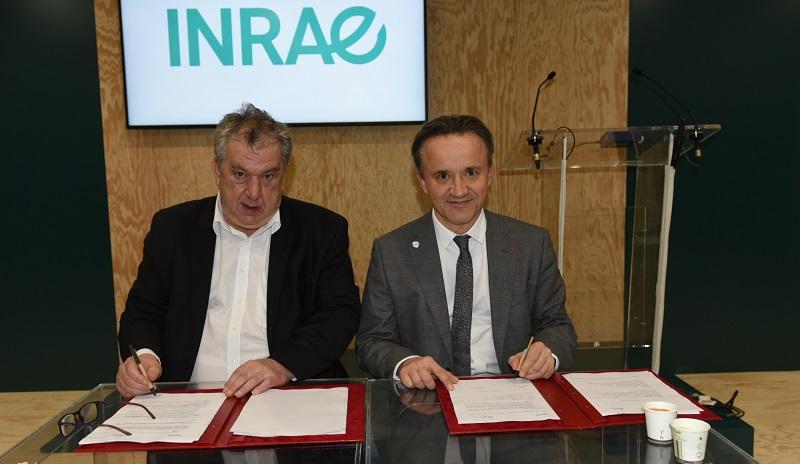 Signature_INRAE-Olmix_Credit INRAE-Bertrand NICOLAS