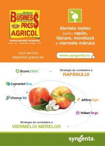 Business Press Agricol – APRILIE 2020