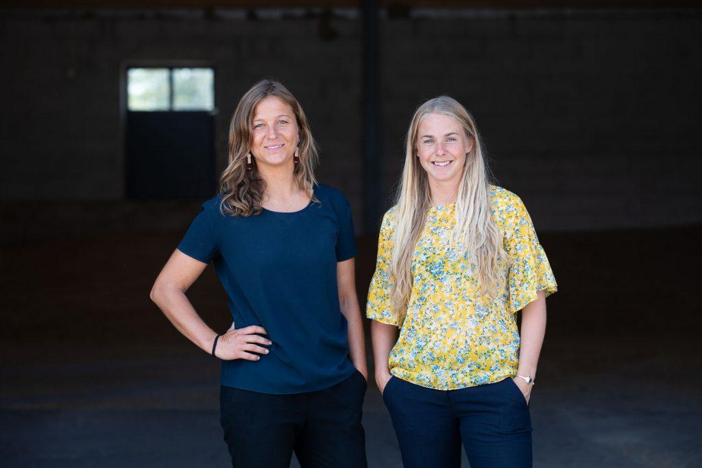 Julie Koch Fahler & Ida Boesen_Co-founders Commoditrader