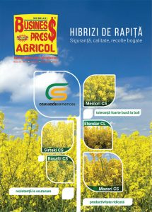 Business Press Agricol – MAI 2020