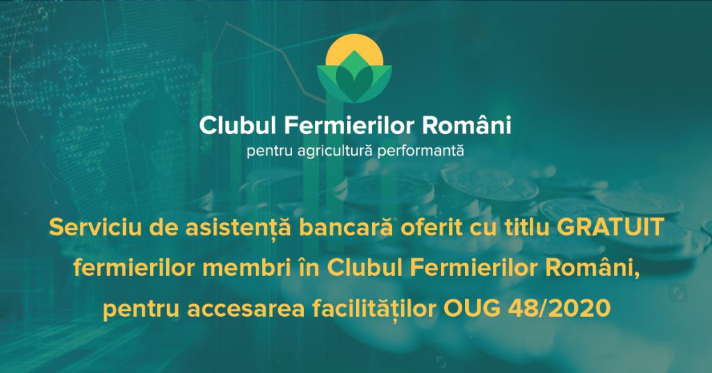 Clubul Fermierilor Romani_SERVICIU ASISTENTA BANCARA_07.05.2020