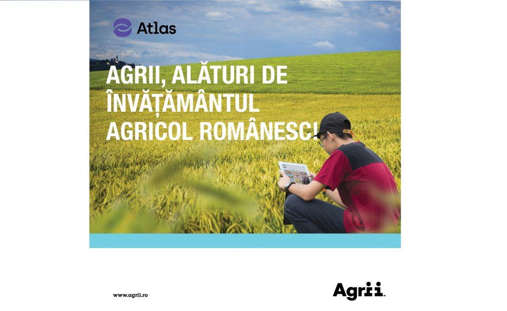 Macheta Agrii sustine invatamantul agricol ok