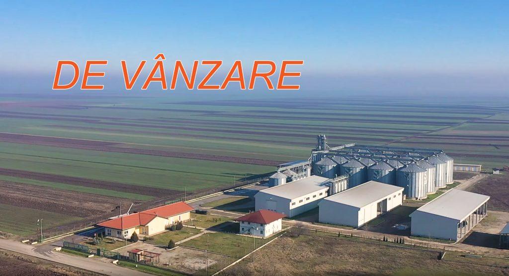 Poza baza agricola de vanzare